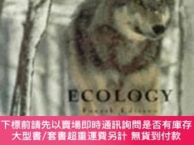 二手書博民逛書店Ecology:罕見The Experimental Analysis Of Distribution And A