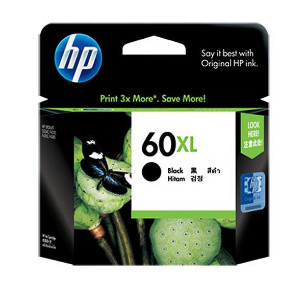 CC641WA HP 60XL 大印量黑色墨水匣 適用 HP F2410,F4200,F4240,F4280,F4480,D1660/D2500/D2530  /D2545/D2560/D2660