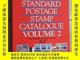 二手書博民逛書店外文書罕見1990 STANDARD POSTAGE STAMP