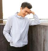 防曬衣 超薄透氣戶外運動長袖連帽皮膚風衣寬鬆大碼夏季速干外套 GB4253『東京衣社』