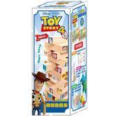 《 Disney 迪士尼 》玩具總動員4 聰明疊疊樂 ╭★ JOYBUS玩具百貨