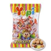 YUPI漢堡QQ糖432g【愛買】