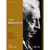 【停看聽音響唱片】【DVD】莫斯科經典獨奏會實況:魯賓斯坦演奏