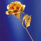 Jstar璽星珠寶-純金黃金立體 玫瑰金箔花