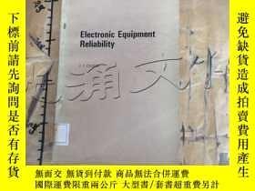 二手書博民逛書店Electronic罕見Equipment Reliabilit