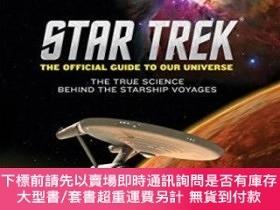 二手書博民逛書店Star罕見Trek The Official Guide To Our UniverseY255174 An