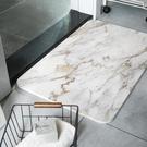 硅藻泥腳墊 硅藻泥腳墊浴室門口防滑墊硅藻土吸水墊衛生間速干海藻土家用地墊 小衣裡