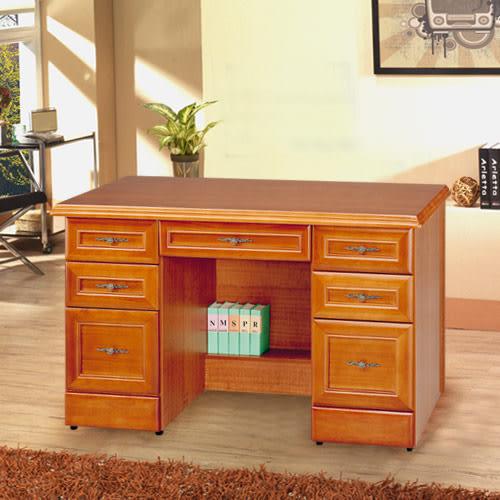 書桌《YoStyle》樟木4.5尺附抽書桌 工作桌 電腦桌 辦公桌 NB桌 專人配送