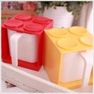 《不囉唆》6色積木造型套杯 杯子/收納盒/飲料杯/創意水杯(不挑色/款)【A253901】