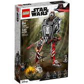 樂高積木 LEGO 2019《 LT75254 》STAR WARS 星際大戰系列 - AT-ST™ Raider╭★ JOYBUS玩具百貨