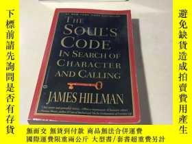 二手書博民逛書店The罕見Soul s Code: In Search of Character and CallingY28