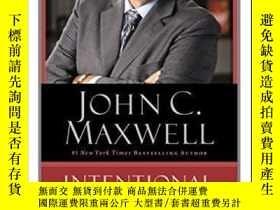 二手書博民逛書店Intentional罕見Living-有意的生活Y436638 John C. Maxwell Center