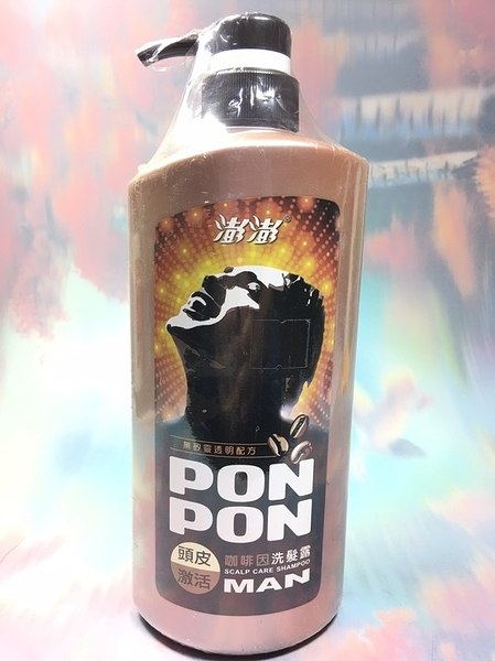 【澎澎 咖啡因洗髮露700g】057809洗髮露 身體清潔 沐浴用品【八八八】e網購