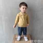 男童牛仔褲嬰兒休閒長褲子牛仔褲冬裝秋冬幼兒童新款韓版小童男童寶寶潮促銷好物