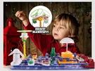 積木 電子積木電路拼裝科學實驗整套裝兒童益智力玩具3-6-18周歲7男孩9 交換禮物 YYS