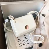 上新質感小包包女包2020流行新款潮夏季百搭斜背包網紅時尚小方包 雙11提前購