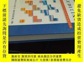 二手書博民逛書店Auditing:A罕見Systematic Approach【