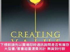 二手書博民逛書店預訂Creating罕見Value In A Regulated World - Cfo Perspective奇