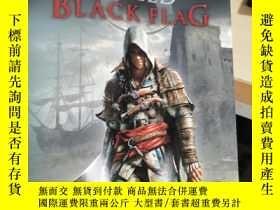 二手書博民逛書店Assassin s罕見Creed: Black Flag 英文原版小說 刺客信條:黑旗Y23037 Oliv