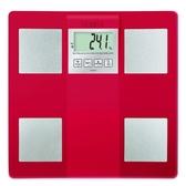 TANITA 脂肪體重計 UM051 紅色