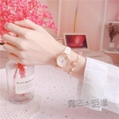 兒童手錶公主女孩5-6-8-10-11-13歲小學生防水只看時間女童電子錶 618促銷