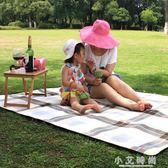 露營防潮墊布 戶外雙人帳篷墊 防水坐墊 野餐墊用品 小艾時尚