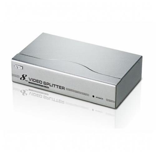 ATEN 8埠視訊螢幕分配器 VS98A