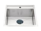 【麗室衛浴】方形不銹鋼洗水槽 EL-3303  500X520X200H