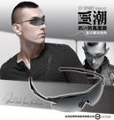 金德恩《super eye》風潮抗UV防風墨鏡/ 防風太陽眼鏡
