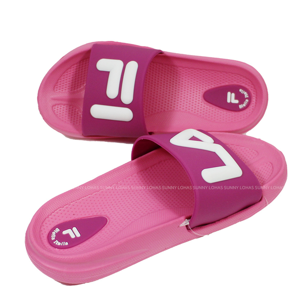 (B6) FILA KIDS 中童鞋 MD 運動拖鞋 涼拖鞋 夏天游泳必備 2-S829U 四色可選 [陽光樂活]