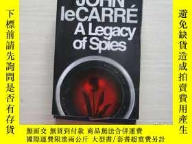 二手書博民逛書店JIHN罕見LECARRE A LEGACY OF SPIES