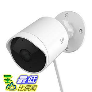 攝像機 YI Outdoor Security Camera 1080p Cloud Cam IP Waterproof Night Vision Surveillance