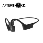 AfterShokz XTRAINERZ AS700 骨傳導MP3運動耳機-曜石黑