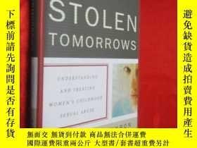 二手書博民逛書店Stolen罕見Tomorrows (硬精裝) 【詳見圖】Y54