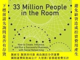 二手書博民逛書店33罕見Million People In The RoomY256260 Powell, Juliette