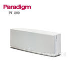 【竹北勝豐群音響】Paradigm Premium Wireless PW800 白色無線喇叭 Play-Fi加ARC,功能超強大