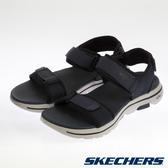 SKECHERS 男健走系列涼拖鞋 ON-THE-GO GOWALK 5-229003NVBK