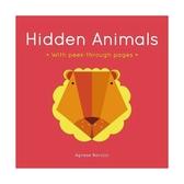 Hidden Animals 尋找動物-趣味硬頁書