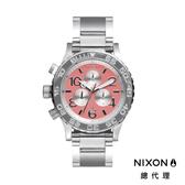 【酷伯史東】NIXON 42-20 甜姐兒 珊瑚粉 潮人裝備 潮人態度 禮物首選