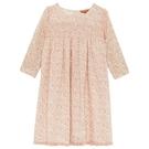 洋裝 I Love Gorgeous 花卉蕾絲七分袖洋裝 - 粉紅  SS15FC41SPK