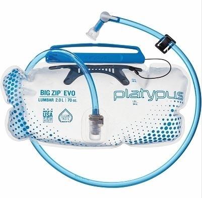 [好也戶外]鴨嘴獸PLATYPUS Big Zip EVO 橫式大開口吸管水袋 2L No.PLP-10860