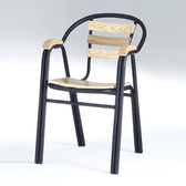 【YFS】瑪莉休閒椅-56x39x76cm