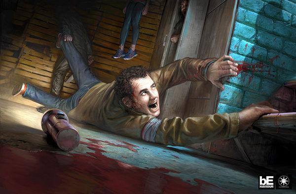 PS4 黎明死線 特別版 -英文版- Dead By Light 4逃脫者 VS 1追殺者 傑森 13號星期五