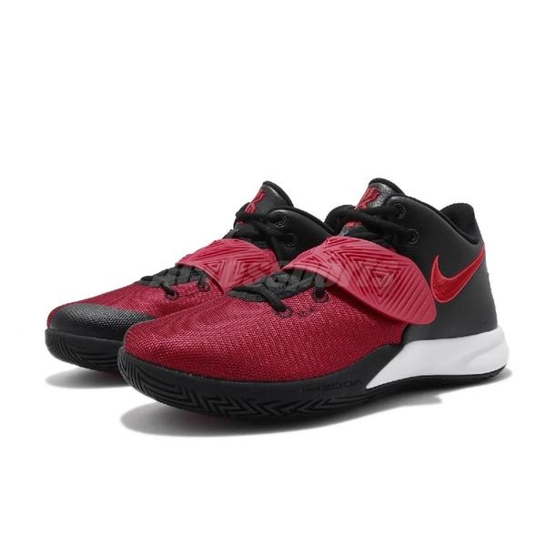Nike 籃球鞋 Kyrie Flytrap 3 EP 黑 紅 男鞋 運動鞋 【ACS】 CD0191-009