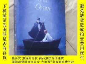 二手書博民逛書店The罕見Phantom of the Opera 《歌劇魅影》