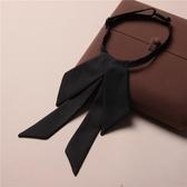 空姐職業制服服飾裝飾蝴蝶結 黑色領結領花
