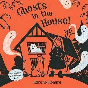 【麥克書店】GHOSTS IN THE HOUSE!《萬聖節》