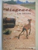 【書寶二手書T1/原文小說_G7K】Disgrace_J.M.Coetzee