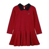『小鱷魚童裝』針織洋裝(08號~18號)532314