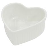 心形烤皿 HEART A8222 白色系餐具 NITORI宜得利家居